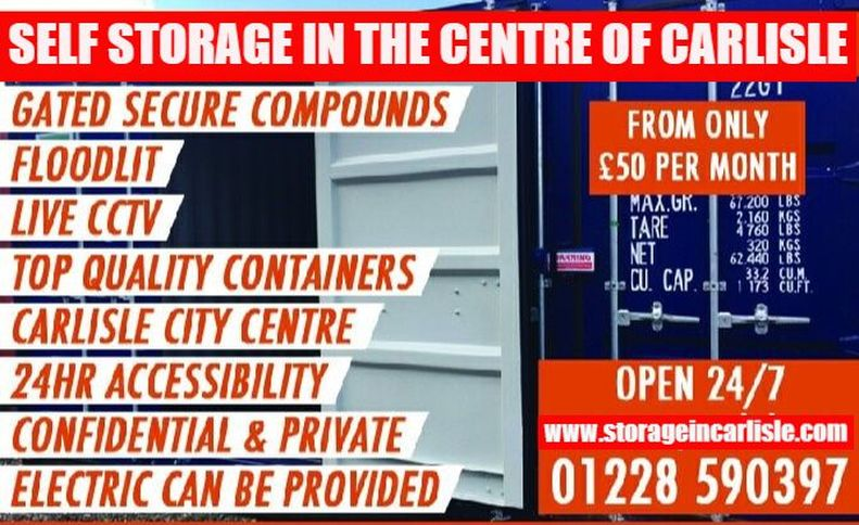 storage in carlisle